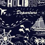 Holiday departure